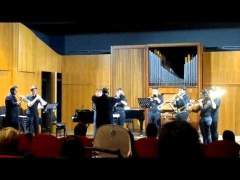 Saggio di tromba e trombone 2013 Conservatorio Luisa D'Annunzio