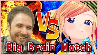 Lost Pause VS Virtual YouTuber Takes the Hardest Test Ever!! 【Rin Asobi】