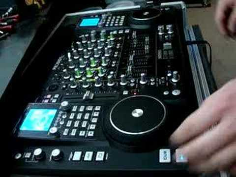 Used prodigy b-52 dj mixer with carry case & manual for sale in.