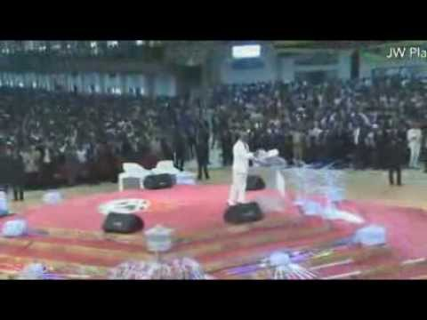 Bishop Oyedepo - Covenant Day Of Turnaround Favour - Prophetic Blessings