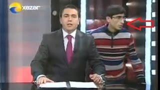 Azərbaycan TV lərindəki maraqlı anlar