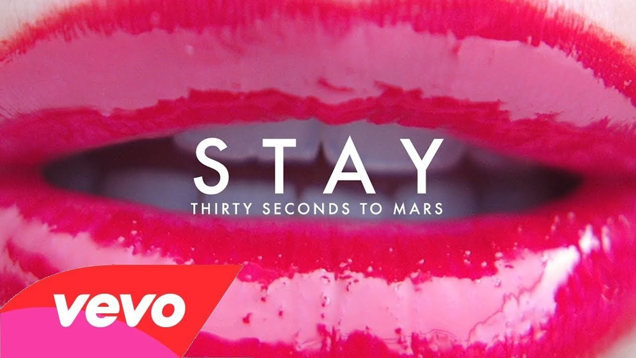 Thirty Seconds to Mars - Stay (Audio) - YouTube
