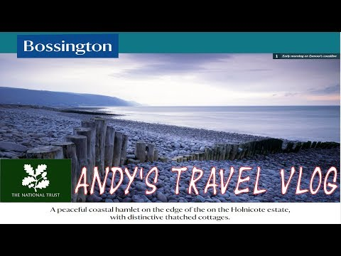 Andy's National Trust Travel Blogs: Bossington, North Somerset