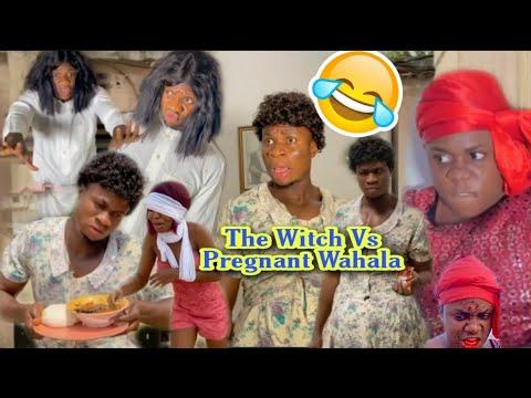 #the#witch#Vs#Pregnant#wahala Zicsaloma Comedy Compilation Ft Nonsmiraj A.K.A #Ada#Jesus  #comedy