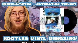 Brockhampton - Saturation Trilogy Vinyl Unboxing!   The Vinyl Corner