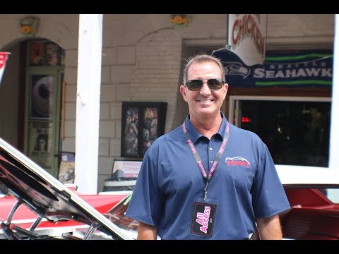 Interview with Exec. Director Mike Whan in Virginia City