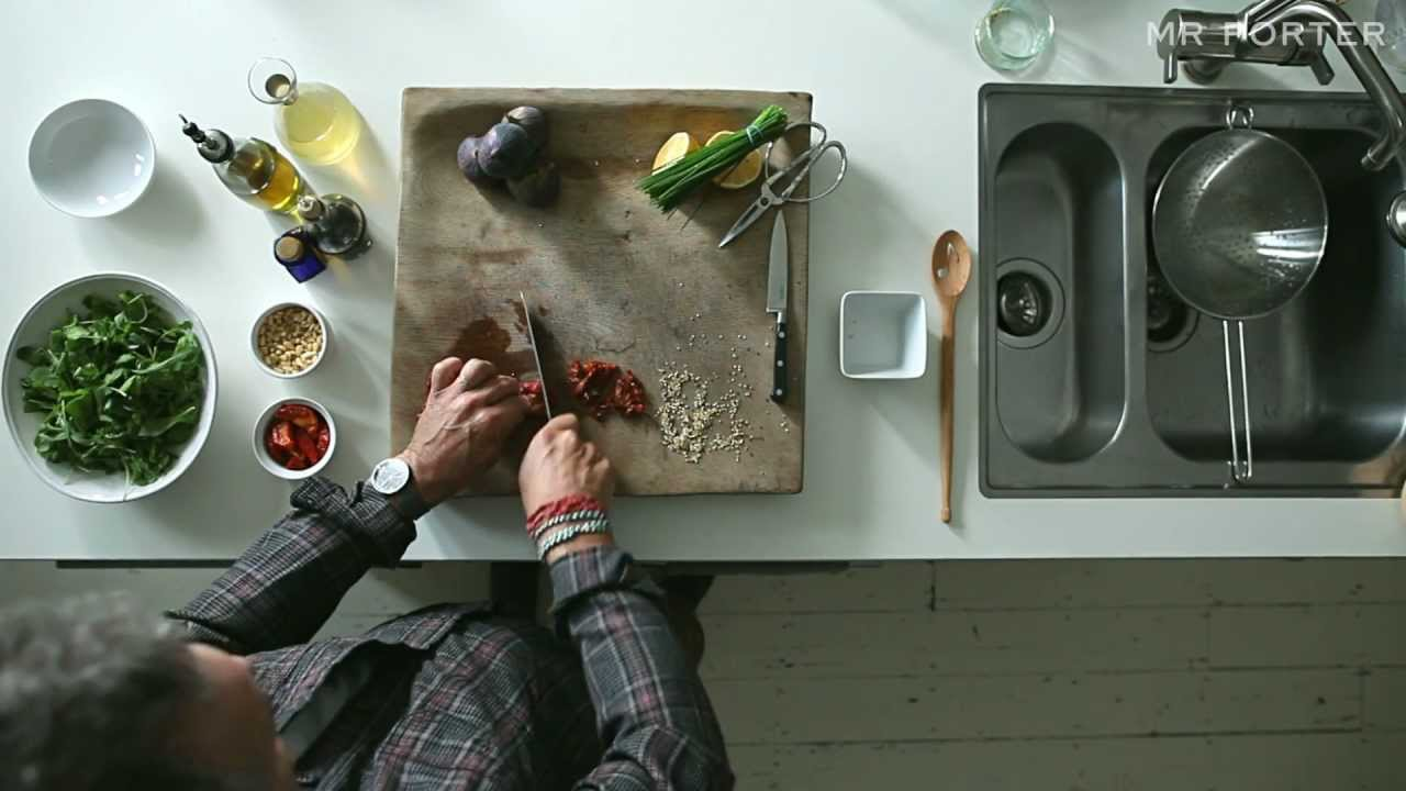 The Way I Cook Mr Damon Brandt Mr Porter Youtube