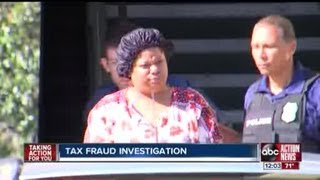 ID theft, tax fraud under investigation