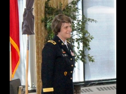 BGen Cindy Jebb Installed as New Dean at West Point Part One