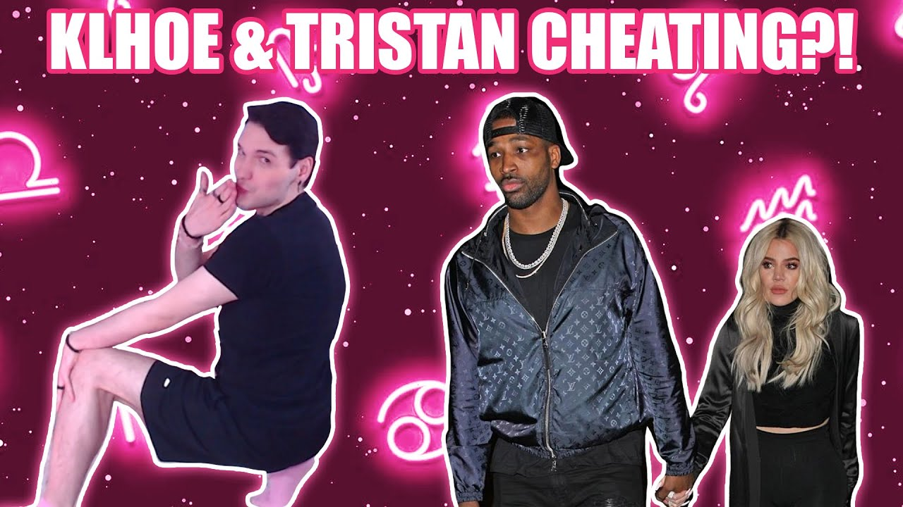 Khloe Kardashian CHEATED on by Tristan Thompson?! Psychic Reading