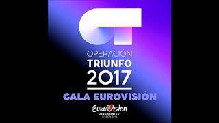 Alfred - Que Nos Sigan Las Luces - Operación Triunfo 2017