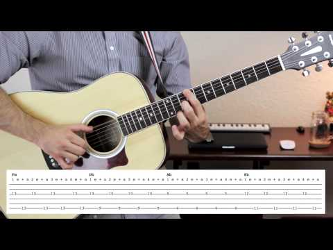 Lost Frequencies - Are You With Me (Guitar Lesson in less than 1min)