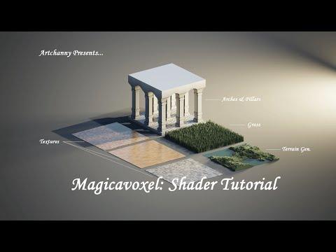 Magicavoxel Tutorials: Shaders