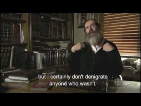 Montreal's Hasidim / superiority complex