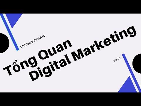 Tổng Quan Về Digital Marketing | Marketing Mix 4P | #TrungDigital_Marketing
