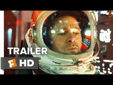 Ad Astra Trailer #1 (2019)   Movieclips Trailers