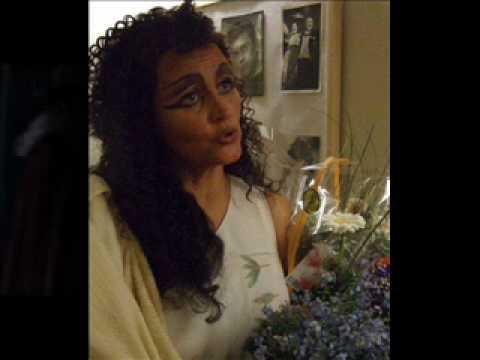 Ingela Brimberg Sings Qui Radames As Aida