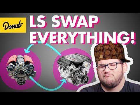 Chevy LS: Best Engine Swap Ever?   WheelHouse