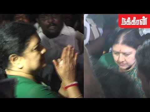 ADMK MLA's Meets Sasikala | Five-day parole to visit husband | Timely boost for TTV Dhinakaran camp?