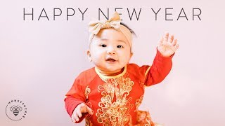 First LUNAR NEW YEAR for Baby 👶MOMDAY 3