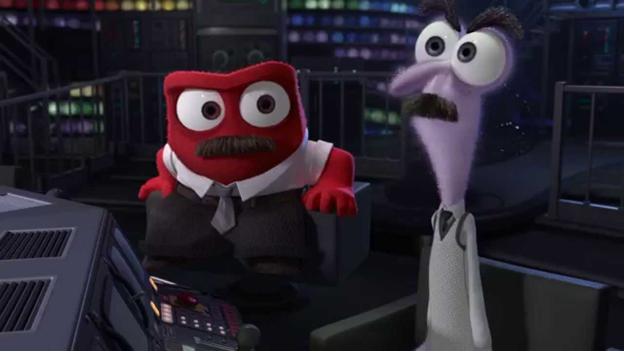 Vice-Versa - Bande-annonce officielle I Disney