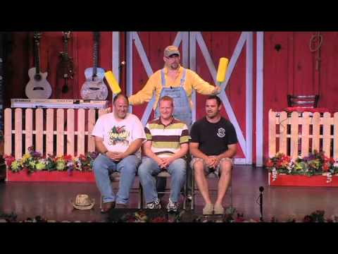 The Comedy Barn 174 Theater In Pigeon Forge Tn Youtube