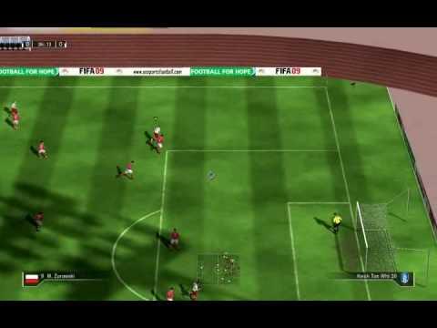 Fifa 09 zwiastun padpatcher fifa 11