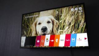 Телевизор LG 43UH651V - небольшой обзор.