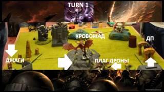 Видео обзор игр с турнира