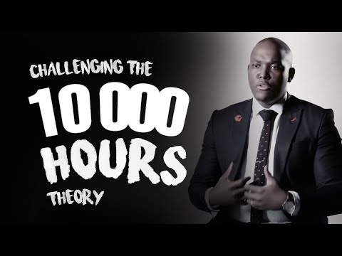 Challenging the 10 000 hours theory