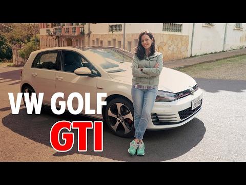 Teste | Volkswagen Golf 2016 | GTI