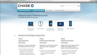 Which Checking Account Is Best? Take A Look At Chase Bank's Free Business Checking Option