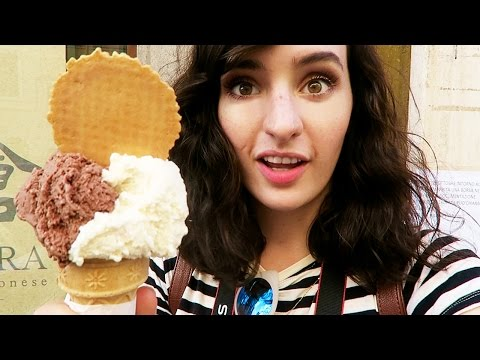 EATING VEGAN IN ROME | GELATO, PIZZA & PASTA
