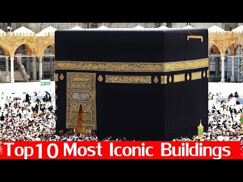 Top 10 Most Iconic Buildings of The World 2018 | list top10 |