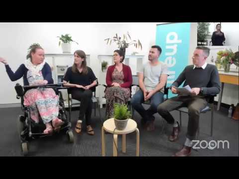 Hireup Session 3: What is wellbeing?