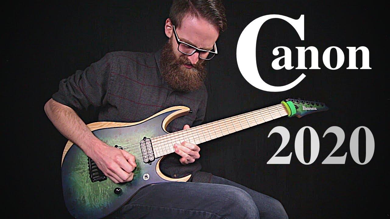 Canon Rock 2020 - Classic Rock Edition (cover by Brandon Burch)