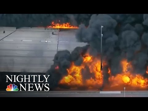 State Of Emergency After Atlanta Bridge Collapse   NBC Nightly News