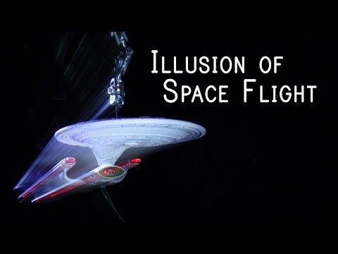 Illusion of Space Flight   SHANKS FX   PBS Digital Studios