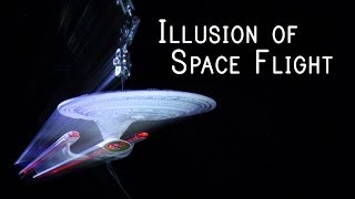 Illusion of Space Flight | SHANKS FX | PBS Digital Studios