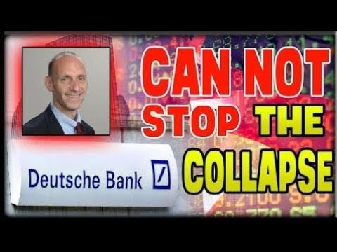 ANDY HOFFMAN -  Deutsche Bank can not Stop the Collapse