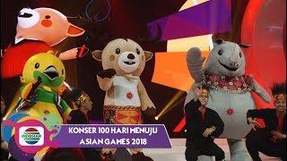 Gambar cover Inilah Maskot Asian Games 2018