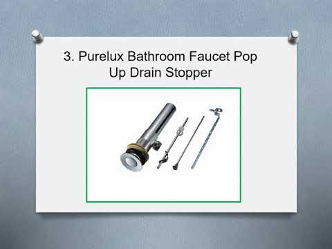 Top 11 Best Bathroom Sink Drain Parts in 2019 Reviews