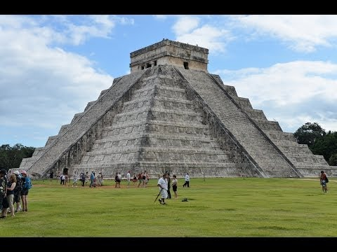 Chichén Itzá - Etat de Yucatan - Mexique