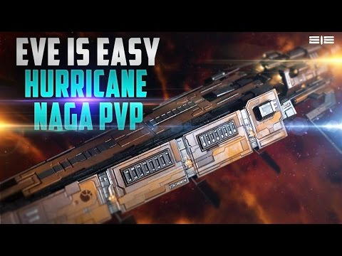 Battlecruiser PvP (Hurricane / Naga)