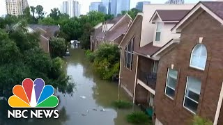 How Climate Change Has Impacted Houston | NBC Nightly News