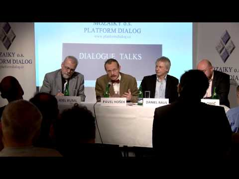 Úcta k posvátným hodnotam a svoboda slova - Cyklus Dialogue Talks