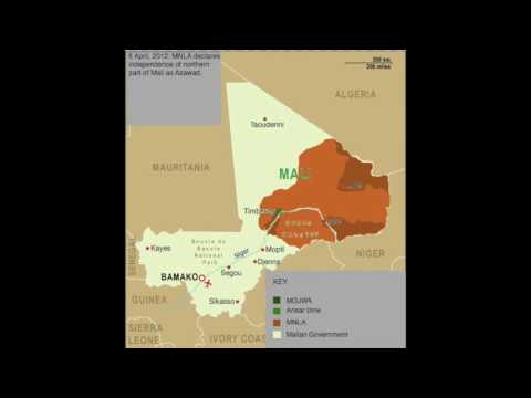 2012-2013 Northern Mali Conflict