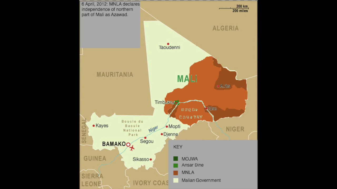the conflict in mali Report april 2013 executive summary by david j francis the regional impact of the armed conflict and french intervention in mali despite the perceived threat to international peace and security presented by the crisis in.
