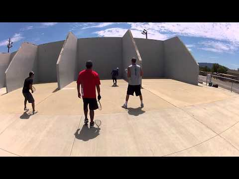 Semi Final Match Norco OutDoor Racquetball