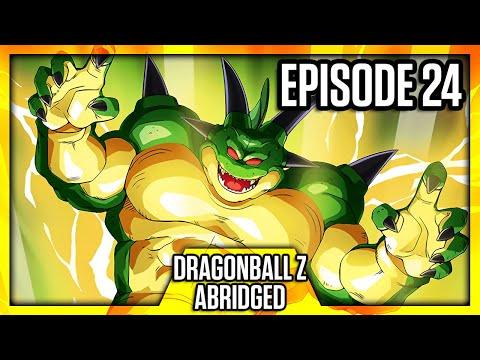 DragonBall Z Abridged: Episode 24 - TeamFourStar (TFS)